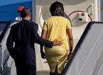 Air Force One's Expandable First Lady Michelle Obama Toilet