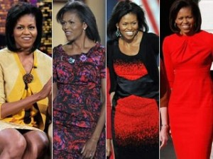 Is Michelle Obama, the First Lady, Frumpy? You Bet!  Sorry Fat Reporters...